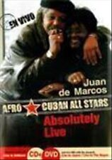 NEW Gonzales, Juan de Marcos - Absolutely Live (DVD)