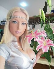 Valeria Lukyanova 8x10 Photo Living Human Barbie Gorgeous Model Sexy Picture