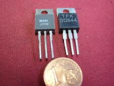 TRANSISTOR BD644 PNP DARL+Di NF-L 45V 8A 62,5W >10Mhz ß>750      2x     22497-43
