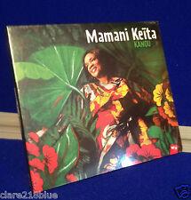 "NEW SEALED Mamani Keita - KANOU ""To Love"" Mali 2014 CD"