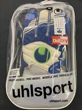 Uhlsport Aqusoft Out Dry Profi Modell Gr. 10 Neu
