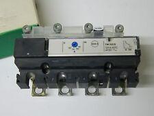 Schneider Compact NSX100-250 TM-D/MA 88-125Amp Trip Unit TM125D 4 Pole 4P3D