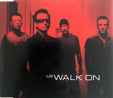 U2 Maxi CD Walk On - Europe (M/EX+)