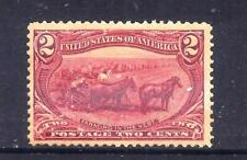 US Stamps - #286 - MNH - 2 cent Trans-Mississippi Expo Issue - CV $72