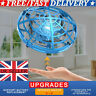 UFO Flying Ball Mini Drone Rc Toys Hand-Controlled Helicopter Toy Fly Drone at
