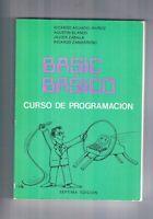 BASIC BASICO CURSO DE PROGRAMACION SEPTIMA EDICION 1984