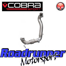 Cobra Fiesta MK7 1.0 T EcoBoost Zetec S euro bajante frontpipe Escape FD66 Nuevo