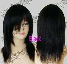 CHWG10377 fashion style fashion medium black health Hair Wig wigs for women