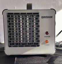 BROAN Ceramic Air Heater - Model 6201-A 120V 60 Hz 1500 Watt