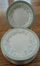 10 NOS NEW Noritake Meredith 5918 bread and butter plates 1958-1962