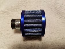 RC Metal Nitro Air Filter Washable (BLUE)