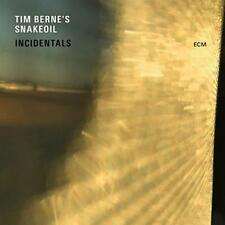 Tim Berne's Snakeoil - Incidentals (NEW CD)