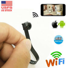 wireless Mini screw WIFI P2P IP Camera Spy Hidden Security HD Video DVR Recorder