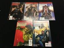 Ultimate Origins - Vol.1 # 1-5 Set - Bendis - Ultimatum