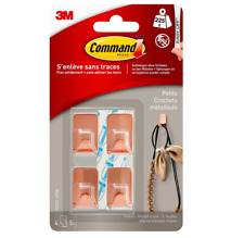 Command 17032C Small Metal Hook-Copper