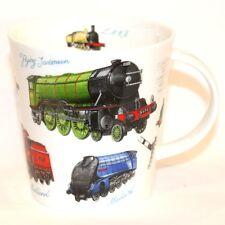 Dunoon Classic Colección Trains Ferrocarril 0 , 48l Taza de té taza de café