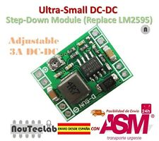 Ultra-Small DC-DC Step Down Power Supply 3A MP1584 Adjustable Replace LM2596