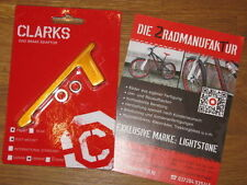 Universelle Clarks Fahrrad-Bremsen für vorne