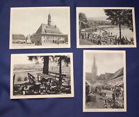 12 Ansichtskarten von Neustadt in Sachsen Ortskunde Landeskunde Sachsen js