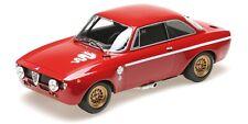 MINIATURE VOITURE ALFA ROMEO GTA 1300 JUNIOR MINICHAMPS ÉCHELLE 1/18 MODÉLISME