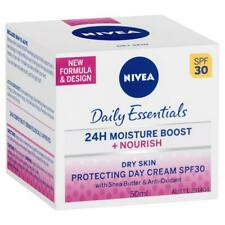 Nivea Daily Essentials Rich Moisturising Day Cream SPF 30+ 50ml Dry Skin