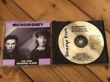 Microdisney The Peel Sessions Album CD Rare 14 Track Album