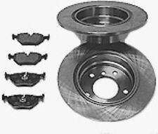 For BMW 3 Series E36 German Quality Rear Brake Disc and Pads Kit Set