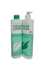 Framesi Color Lover Smooth Shine Shampoo and Conditioner 16.9 oz Duo