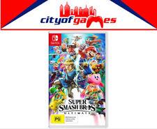Super Smash Bros. Ultimate Nintendo Switch SWI Brand New In Stock