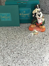 WDCC Disney Mickey Mouse Magician On With The Show Figurine Figure Statue COA