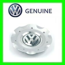 NEW GENUINE VW Golf R32 GTI Wheel Center Hub Cap Bright Chrome 1K0601149J8Z8