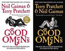 Good Omens: The Nice and Accurate Prophecies of Agnes Nutter, Witch von Neil Gaiman und Terry Pratchett (2006, Taschenbuch)