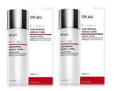 Dr.Wu Mandelik Pore Refining Essence Toner 150ml x 2