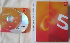 Adobe CS5.5 Design Standard MAC Full Version Creative Suite 5.5 CS5 PN:65121923