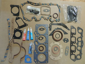 Sealed Power 260-1092 Full set gaskets/head bolts For 81-85 Ford 98 4 Cyl Escort