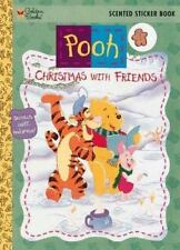 Pooh Christmas with Friends, Scented Sticker Book