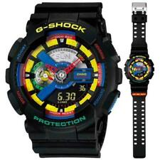CASIO G-SHOCK Wristwatch DEE & RICKY Collaboration GA-110DR Crazy Color Rare