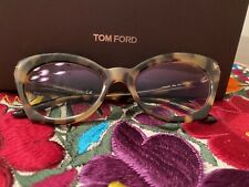 Tom Ford TF 5456 056 Eyeglasses Frames Tortoise Authentic Rxable 52mm