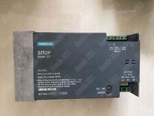 1PC USED Siemens power supply 6EP1336-1SH01