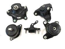 5PC Engine Motor & Auto Trans Mount For Honda Accord, Crosstour 2.4L, Acura TSX