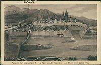Ansichtskarte Ansicht der ehemaligen freyen Reichtsstadt Neuenburg (Nr.9324)
