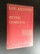 Dard San Antonio oeuvres complètes Fleuve Noir tome 16 TTBE