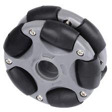 360° Drehbare Omni Wheel Antriebsrad Omnidirektional Rad Ersetzrad für