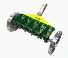 █ Garden Precision Seeder - Vegetable 5 Row Manual Planter sowing small seeds