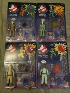 The Real Ghostbusters 2020 Walmart Exclusive SET of 4 Figures by Kenner NEW MIB