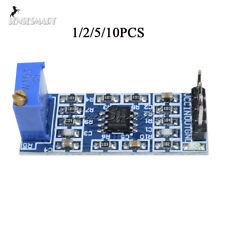 100 Times LM358 Gain Signal Amplification Amplifier Operational Module