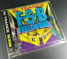 Feel So Bad - F.S.B. - In Trance - 1996 - Cd - Japan - Zacl-1031 - J-Pop - New