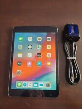 Apple iPad mini 2 32GB, Wi-Fi + LTE Unlocked 7.9in - Space Gray LIKE NEW