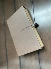 "LOUIS VUITTON EMPTY BOX 8.5""x5.5""x1.5"""