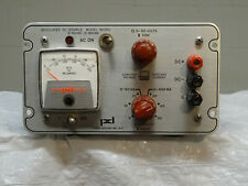 Power Designs Regulated Power Source 5005s Dc Power Supply With Manual Works